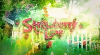 <i>Strawberry Lane</i> Philippine television series