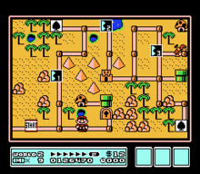 Mario 3 World Map.Super Mario Bros 3 Wikipedia