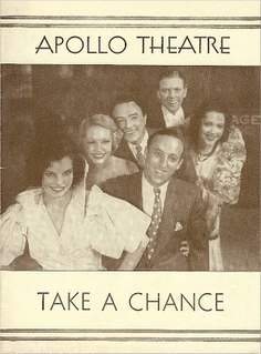<i>Take a Chance</i> (musical) musical