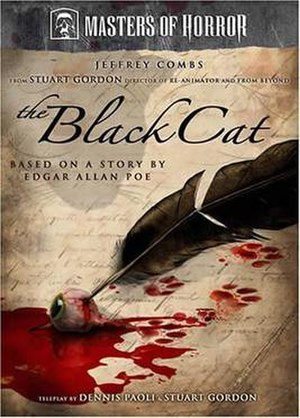 The Black Cat (Masters of Horror) - Pluto the Black Cat