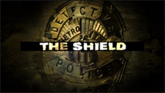 The Shield - Image: The Shield Title