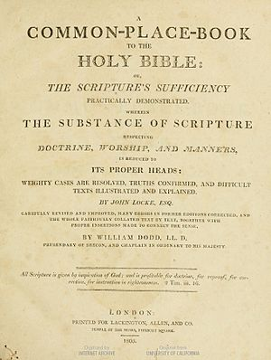 Christian deism - John Locke is often credited for his influence on Christian deism