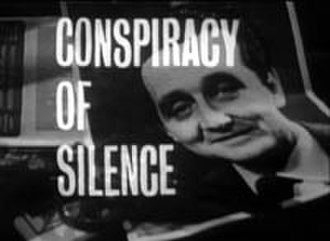 Conspiracy of Silence (The Avengers) - Image: The Avengers Conspiracy of Silence