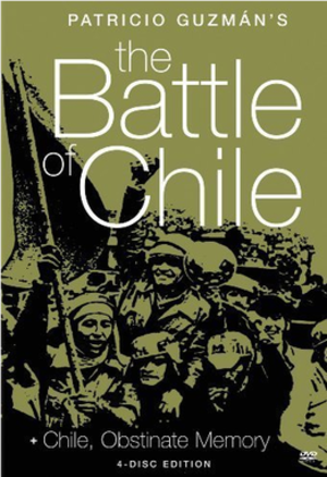 The Battle of Chile - Image: The Battle of Chile