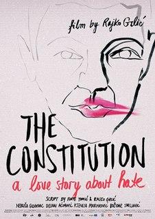 <i>The Constitution</i> (film) 2016 film by Rajko Grlić