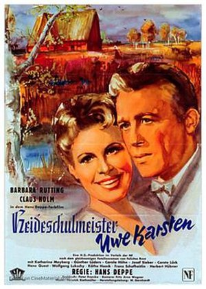 The Country Schoolmaster (1954 film) - Image: The Country Schoolmaster (1954 film)