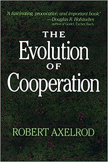 <i>The Evolution of Cooperation</i> book by Robert M. Axelrod