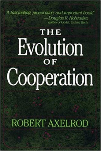 The Evolution of Cooperation - Image: The Evolution of Cooperation