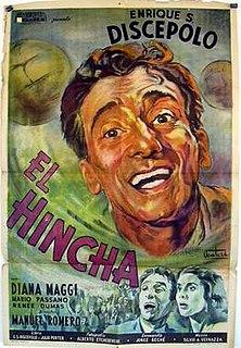 <i>The Fan</i> (1951 film) 1951 film by Manuel Romero