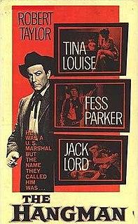 <i>The Hangman</i> (1959 film) 1959 film by Michael Curtiz