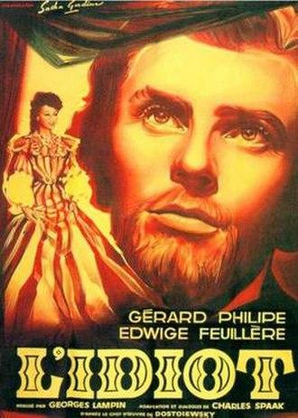 The Idiot (1946 film) - Image: The Idiot (1946 film)