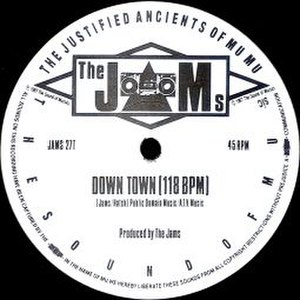 Down Town - Image: The JAMS Down Town