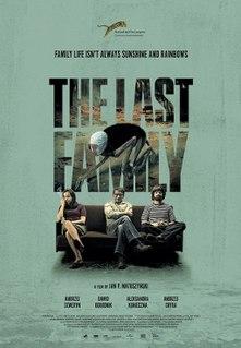 <i>The Last Family</i>
