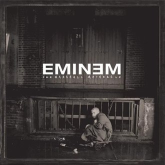 The Marshall Mathers LP - Image: The Marshall Mathers LP second cover