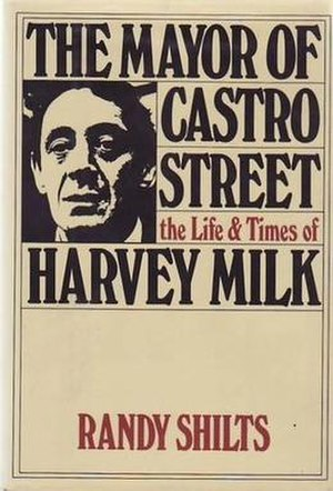 The Mayor of Castro Street - Cover of the first edition