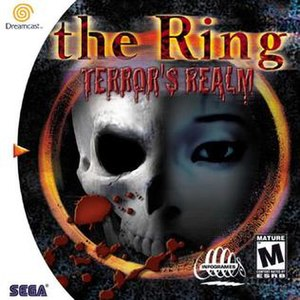 The Ring: Terror's Realm - Image: The Ring Terror's Realm Box Art