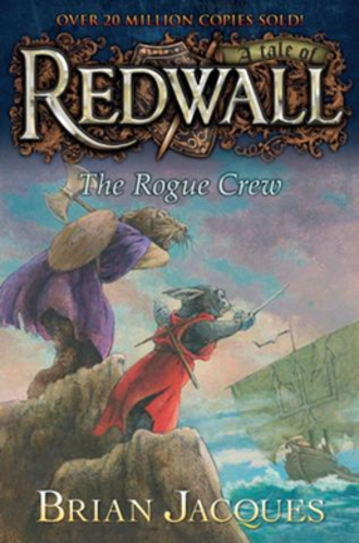 The Rogue Crew - UK first edition cover