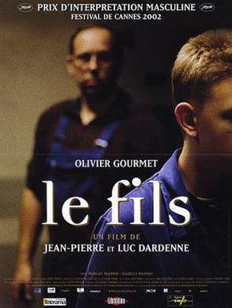 The Son (2002 film) - Original French release poster