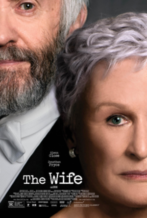 The Wife (2017 film) - Film poster