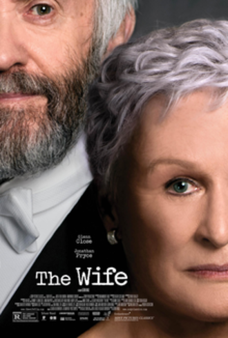 The Wife (2017 film) - Theatrical release poster