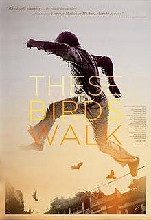 <i>These Birds Walk</i> 2013 film