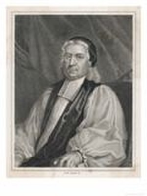 Thomas Wilson (bishop) - Thomas Wilson, engraving by John Simon, after Richard Phillips.