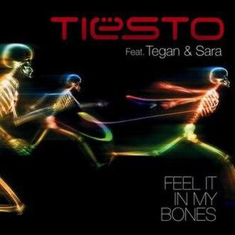 Feel It in My Bones - Image: Tiesto feel it in my bones