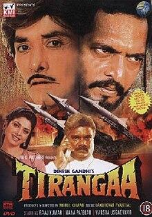 Tirangaa - Wikipedia, the free encyclopedia