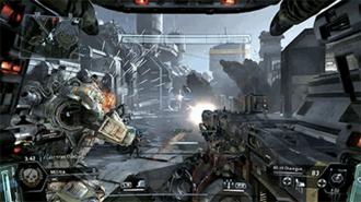 Titanfall - Image: Titanfall screenshot
