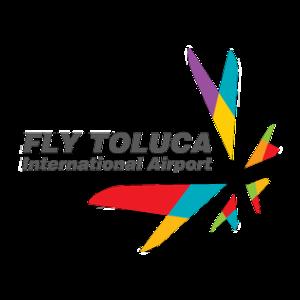 Toluca International Airport - Image: Toluca Airport logo