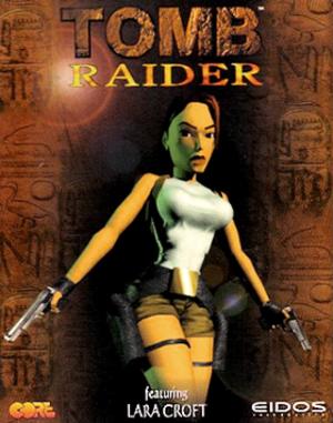 Tomb Raider (1996 video game) - Image: Tomb Raider (1996)