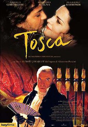 Tosca (film) - Image: Tosca (film) 2001