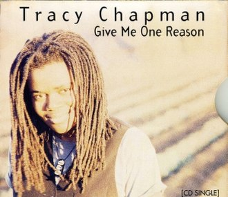 Give Me One Reason - Image: Tracy Chapman Give Me One Reason