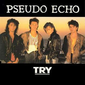 Try (Pseudo Echo song) - Image: Try by Pseudo Echo