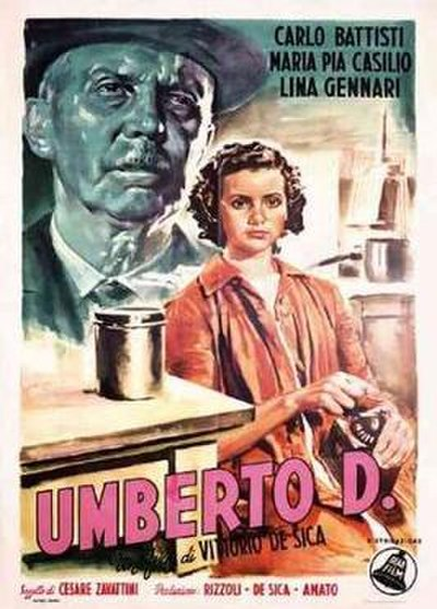 Picture of a movie: Umberto D.