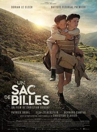 Un sac de billes (2017 film) - Image: Un sac de billes (2017 film)