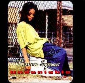 Undeniable (Raven-Symoné album) - Image: Undeniable Raven