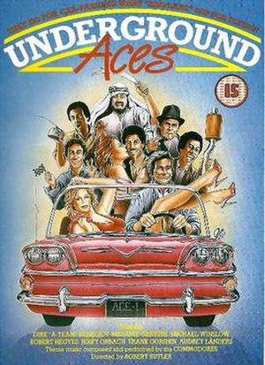 Underground Aces - Image: Undergorund aces movie
