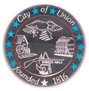 Union, Ohio - Image: Union Ohio Seal