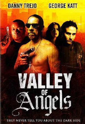 Valley of Angels - North American poster