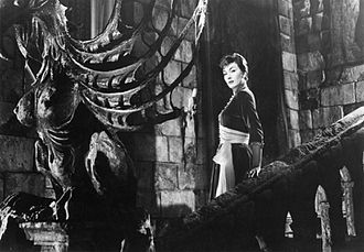 I Vampiri - Gianna Maria Canale as Giselle Du Grand in I Vampiri, which would be the last film that director Riccardo Freda and her would work on together