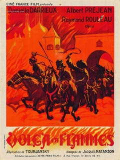 <i>Volga in Flames</i>
