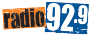 WBOS - Logo as Radio 92.9, 2008-2016
