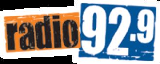 WBOS - Logo as Radio 92.9, 2008-2016