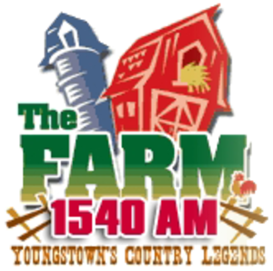 "WYCL - WYCL logo during the ""1540 The Farm"" era, 2010."