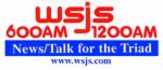 WSJS - Former WSJS logo, reflecting its simulcast on WSML. It was used until July 2010.