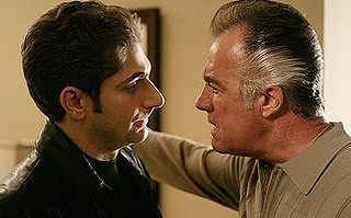 Walk Like a Man (<i>The Sopranos</i>) 17th episode of the sixth season of The Sopranos