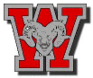 Waltrip High School - Waltrip Rams logo