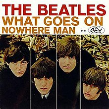 The Beatles — Nowhere Man (studio acapella)