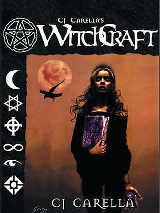 CJ Carella's WitchCraft - Image: Witchcraftcover